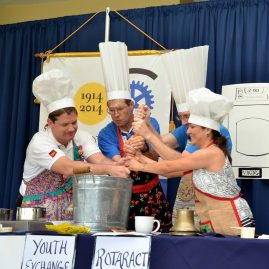 Recipe for a Rotarian