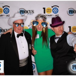 Phoenix Rotary 100 Centennial Celebration