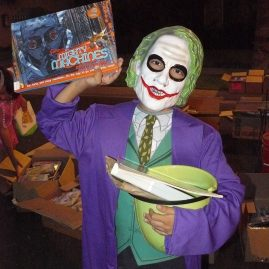 Halloween – Books Instead of Candy
